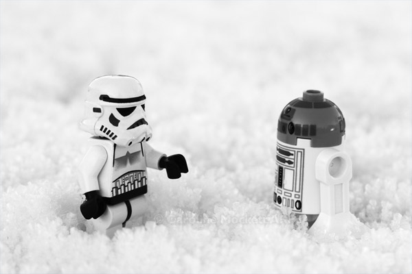 An Encounter On Hoth