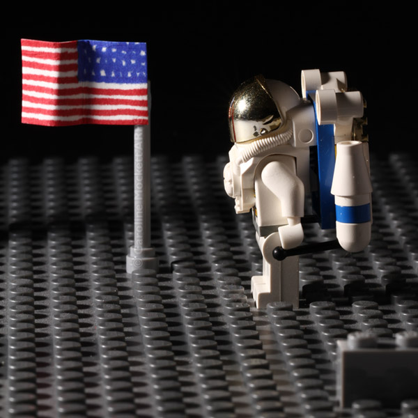 One Small Step For Legokind