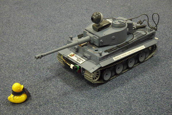 Robot Tank!