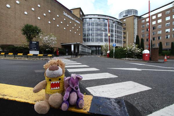Goodbye Telly Centre