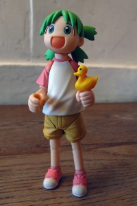 Yotsuba Catches The Duck