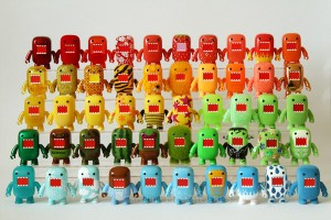 Some of my HUGE Domo Family