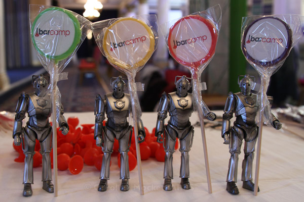 BarCamp Lollies