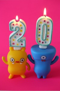 20 Candles And Two Uglies