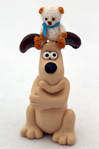 What's On Gromit's Mind?
