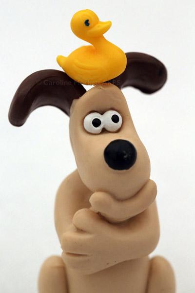 Ducks On Gromit's Mind!