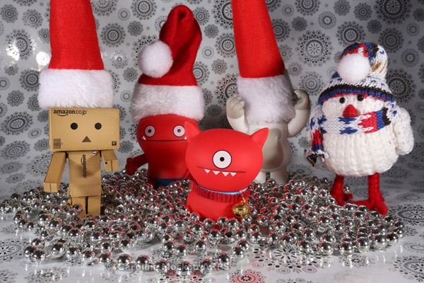 Silly Santa Hats