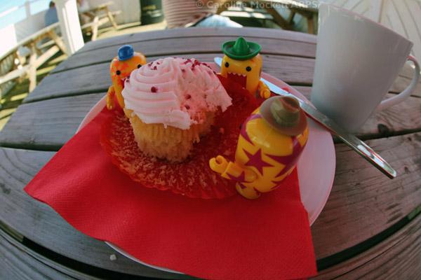 Cupcake Munching