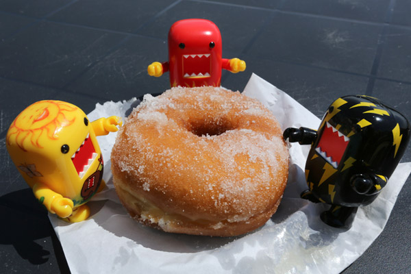 Domos And Donut