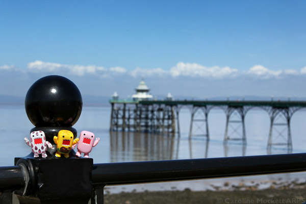 Hello From Clevedon Pier