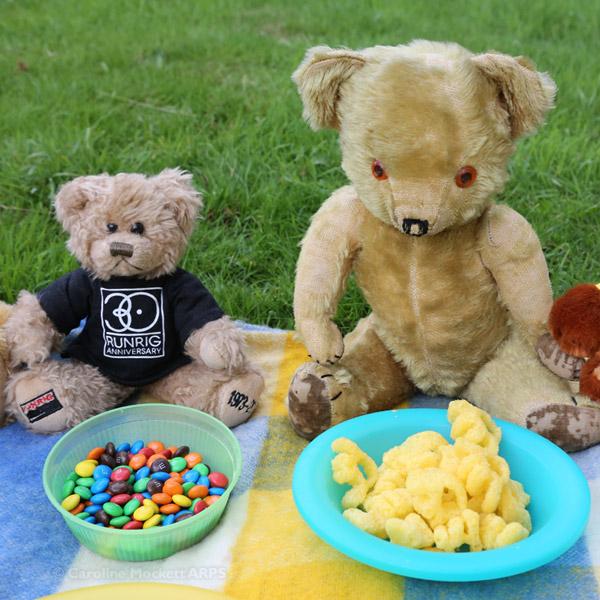Runrig And Edward Bear