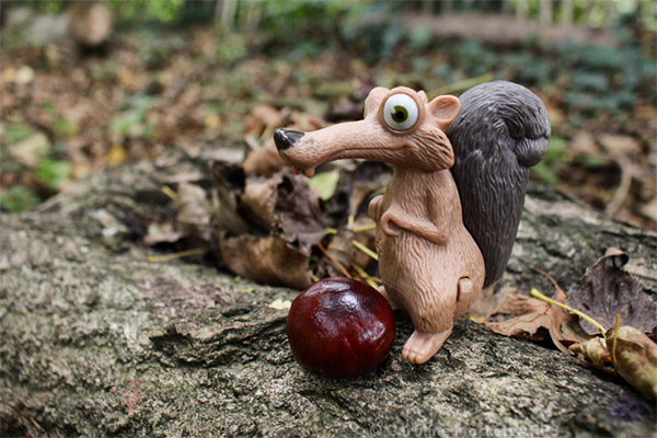 Scrat's Big Nut