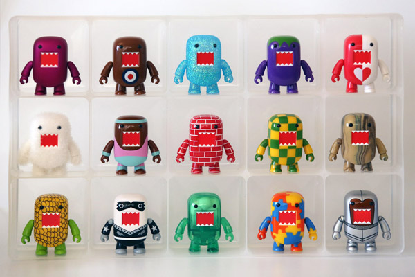 Domo Series 5 Complete!