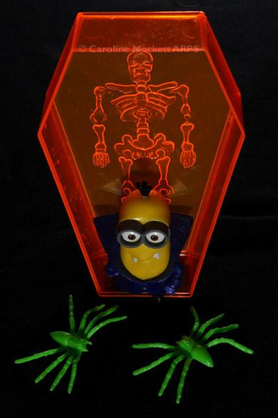 Scary Vampire Minion!