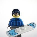 Stefan The Snowboarder