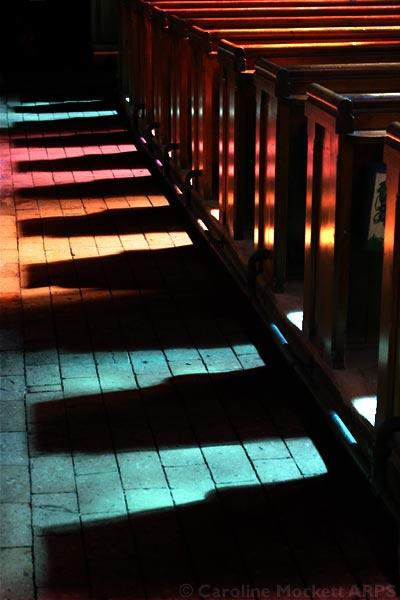 Rainbow Pews