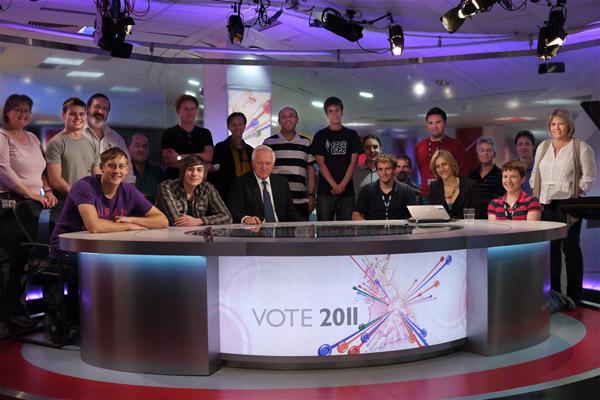 Vote 2011 Crew