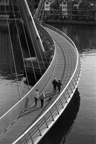 South Quay Footbridge