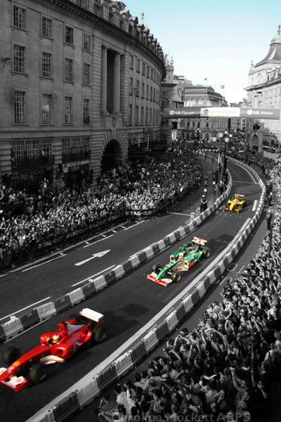 F1 Comes To Town